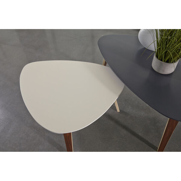Stacey Black Medium Cocktail Table, image 2