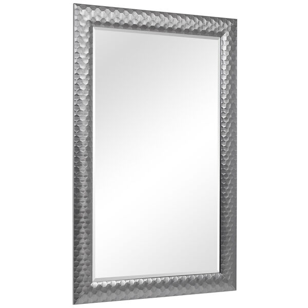 Caldera Textured Gray Mirror, image 4