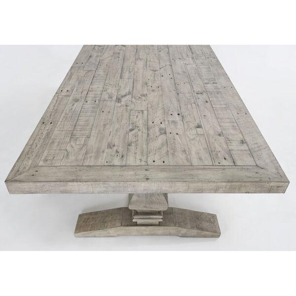 Sagrada Sierra Gray 94-Inch Dining Table, image 6