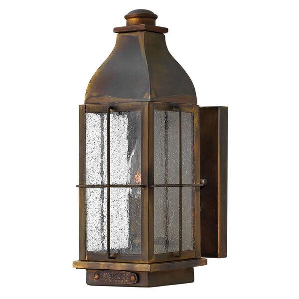 Bingham Sienna Small Outdoor Wall Light, image 1