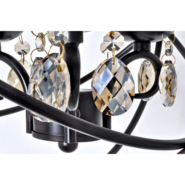 Orbit Oil Rubbed Bronze Six Light Pendant, image 4