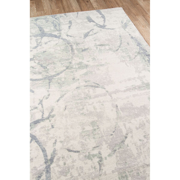 Illusions Gray Rectangular: 7 Ft. 6 In. x 9 Ft. 6 In. Rug, image 3