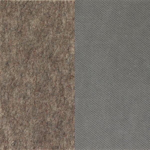 Comfort Cushion Gray Rectangular: 4 Ft. x 6 Ft. Rug Pad, image 1