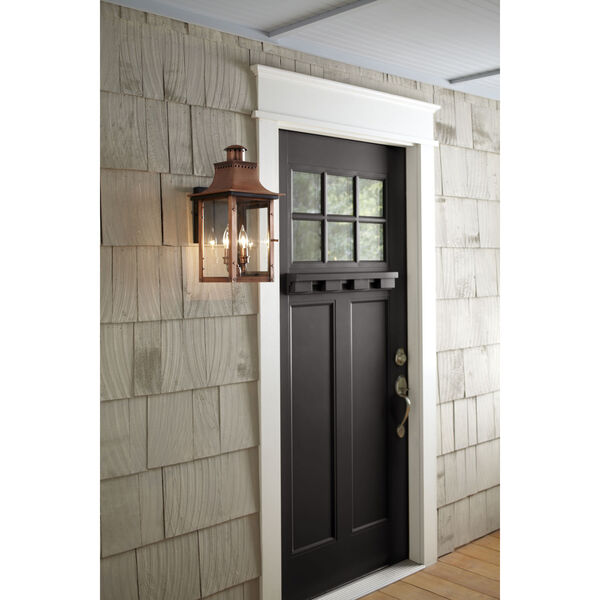 Chalmers Medium Outdoor Wall Mount, image 4
