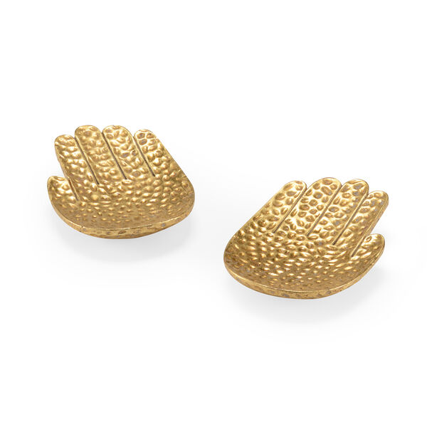 Bradshaw Orrell Gold Small Hands- Pair, image 1