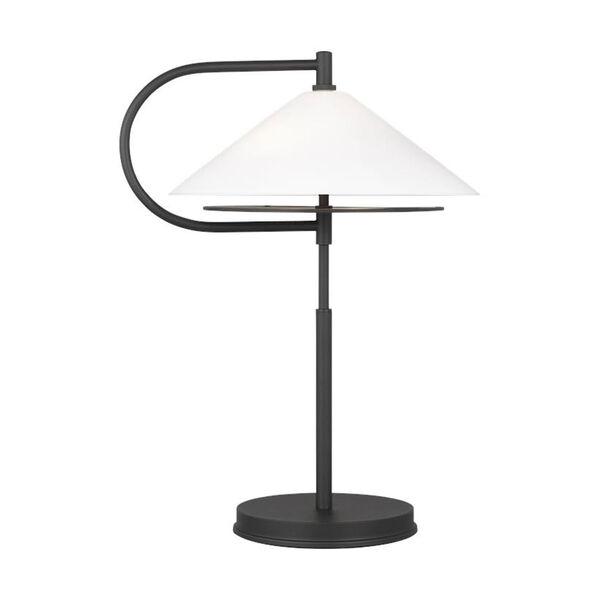 Gesture Midnight Black Table Lamp, image 2