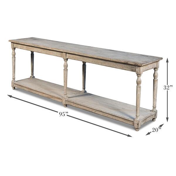 Gray Jensen Console Table, image 8