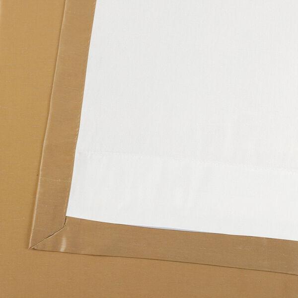 Butternut 50 x 96-Inch Vintage Textured Faux Dupioni Silk Curtain, image 6