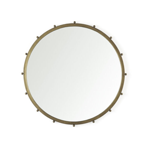 Elena II Gold Wall Mirror, image 2