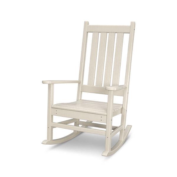Vineyard Sand Porch Rocking Chair, image 1