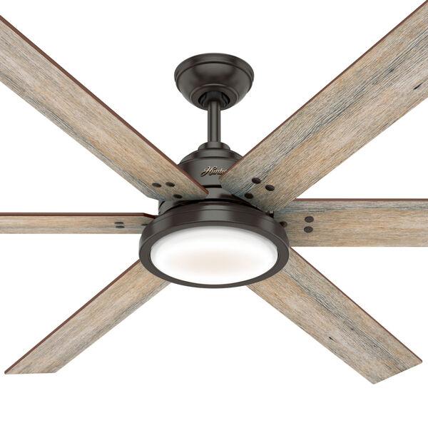 Warrant Noble Bronze 70-Inch DC Motor LED Ceiling Fan, image 4