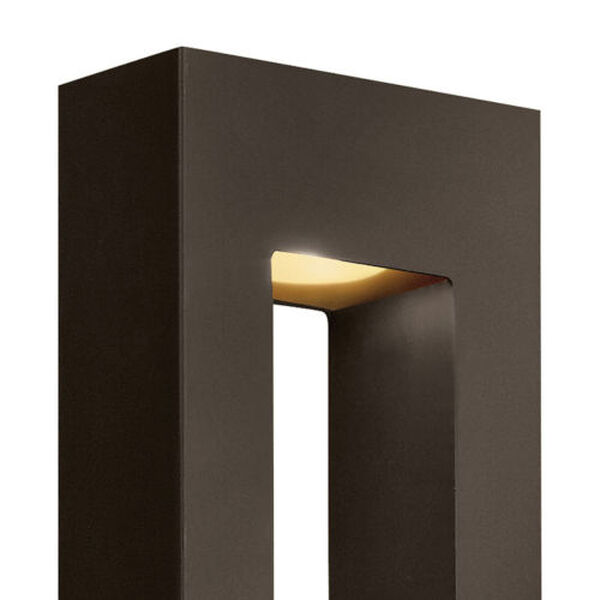 Atlantis Bronze Two-Light LED 6-Inch Outdoor Wall Mount, image 2