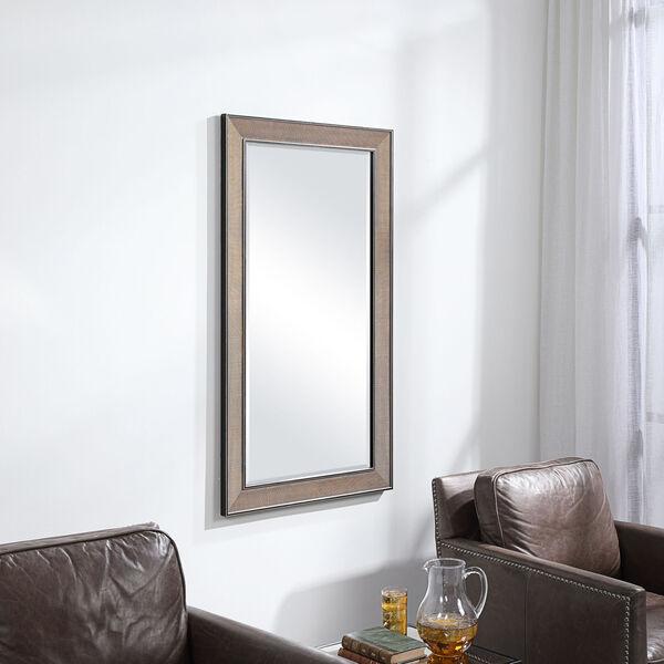 Valles Golden Rust Mirror, image 1