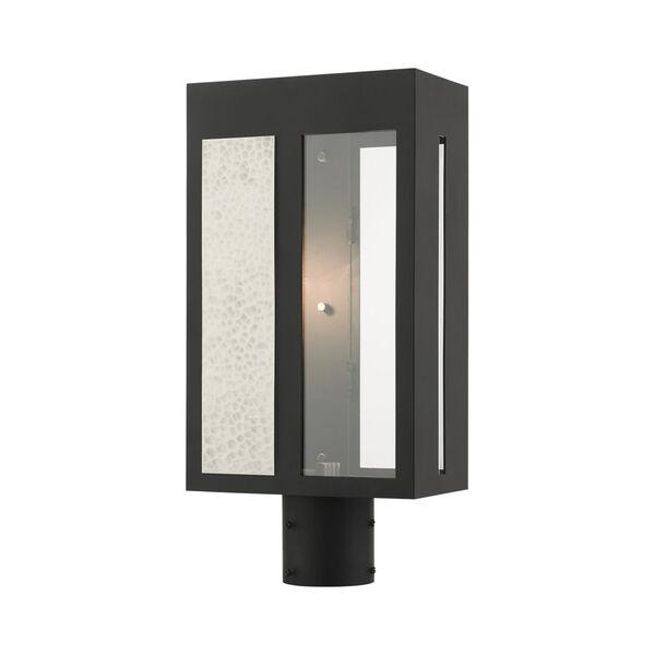 Lafayette Black One-Light Outdoor Post Lantern, image 1
