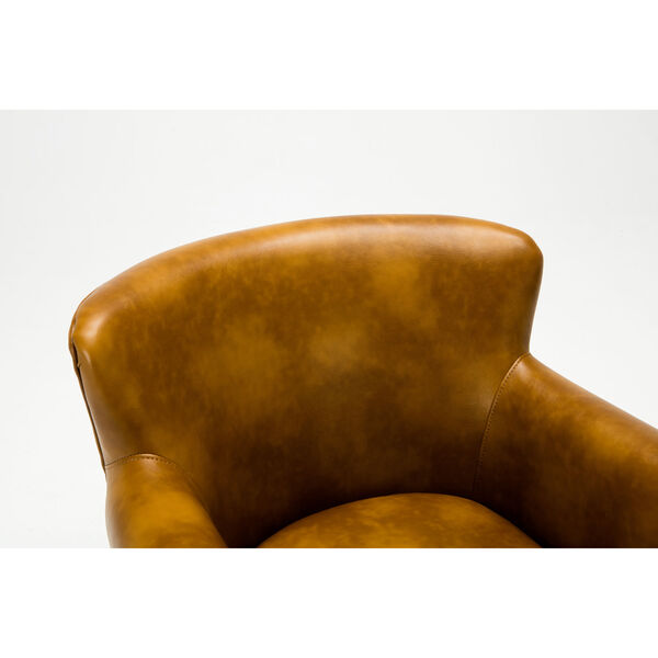 Holly Camel Club Chair, image 6