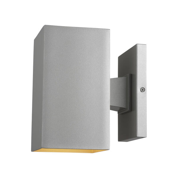 Pohl Painted Brushed Nickel One-Light Outdoor Wall Sconce, image 2