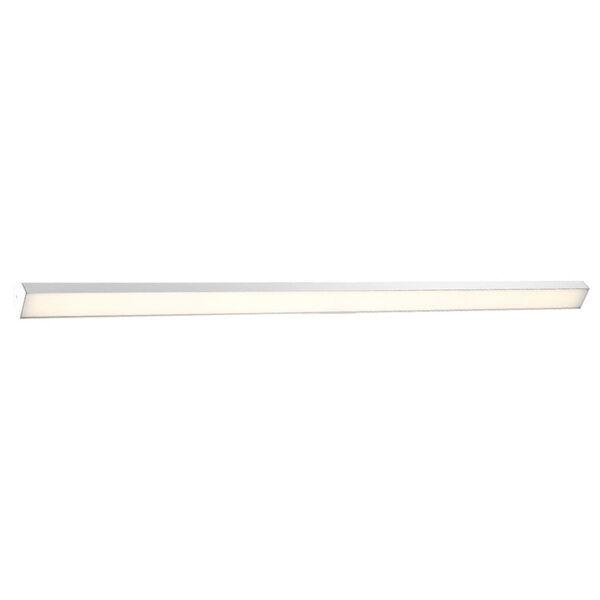 Revel Brushed Aluminum 74-Inch 3000K LED Bath Bar Light, image 1