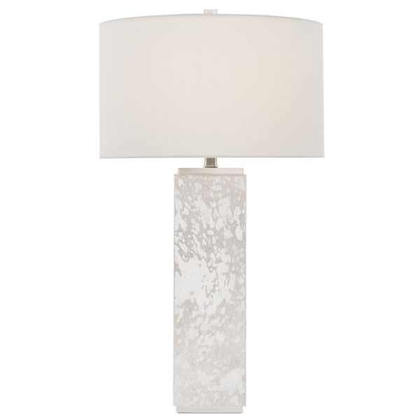 Sundew Silver and Nickel One-Light Table Lamp, image 3