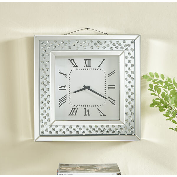 Sparkle Crystal 20-Inch Wall clock, image 1