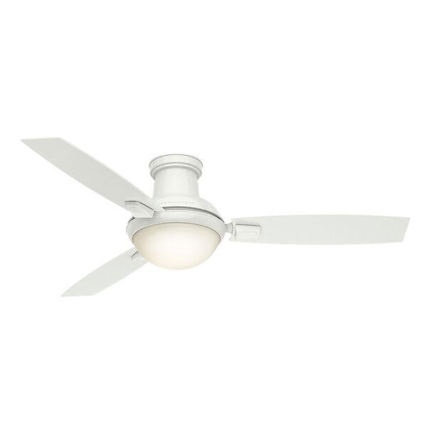 Verse Fresh White 54-Inch LED Energy Star Ceiling Fan, image 3
