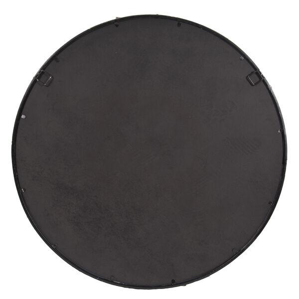 Marius Acid Treated Round Wall Mirror, image 4