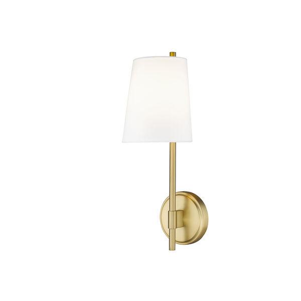 Winward Olde Brass One-Light Wall Sconce, image 4