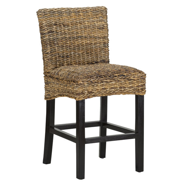 Portman Brown and Black Counterstool, image 1