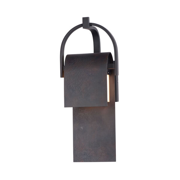 Laredo Rustic Forge Seven-Inch LED Outdoor Wall Sconce, image 1