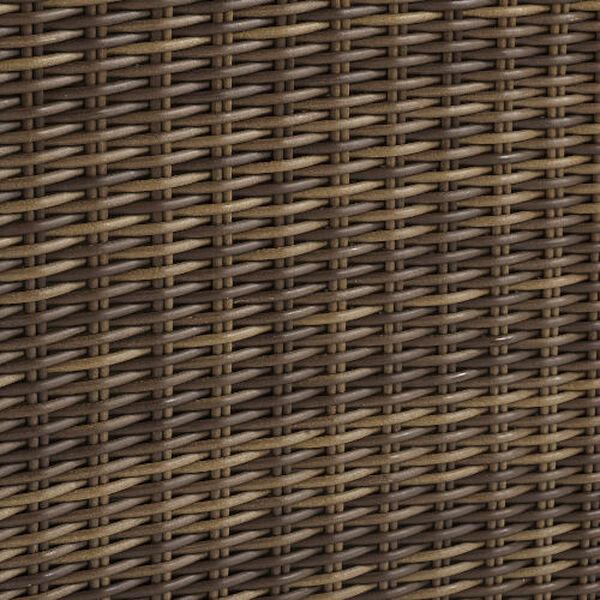 Bradenton Sangria Weathered Brown Three-Piece Outdoor Wicker Chair Set, image 5