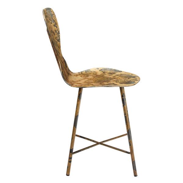 McCallan Acid Washed Metal Chair, image 5