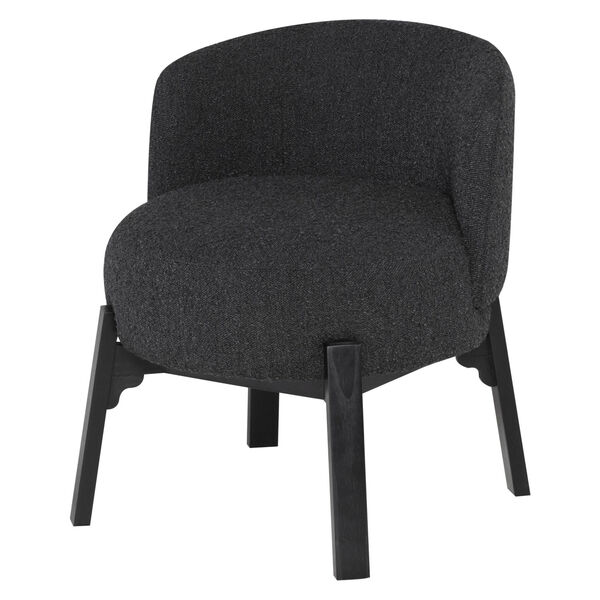 Adelaide Black Dining Chair, image 2