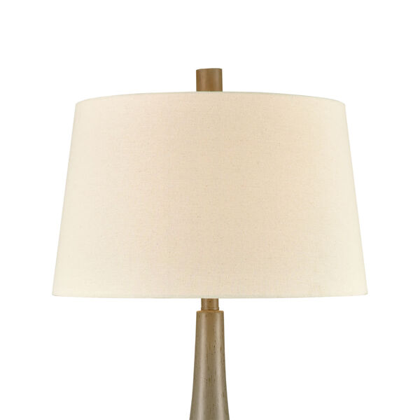 Winchell Gray Polished Concrete One-Light Table Lamp, image 3