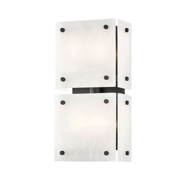 Paladino Old Bronze Four-Light LED Wall Sconce, image 1
