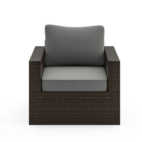 Cape Shores Brown Patio Arm Chair, image 3