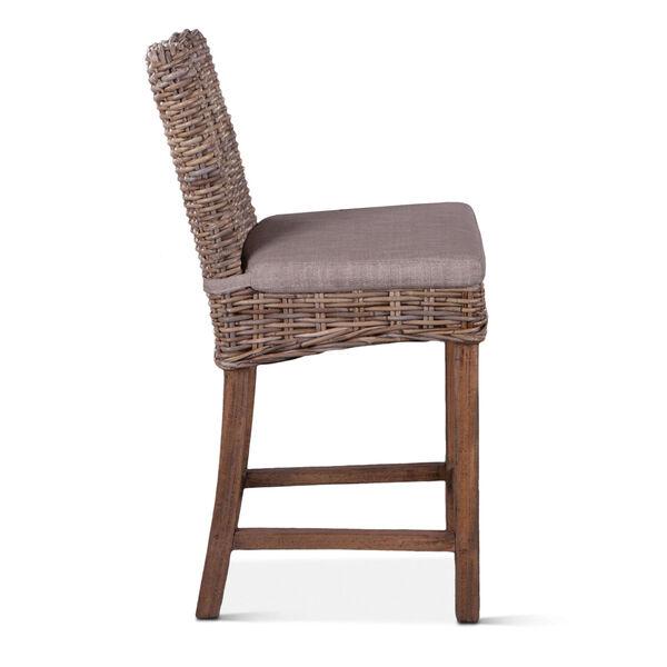 Bali Brown Counter Chair, image 4