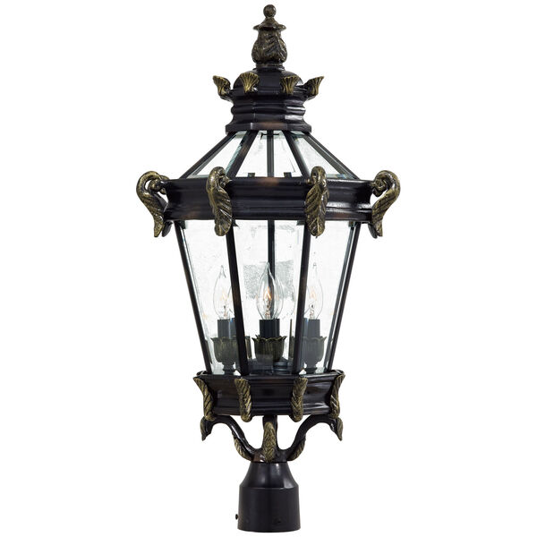 Stratford Hall Post Top Outdoor Light, image 1