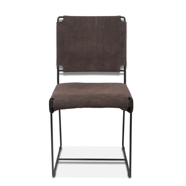 Melbourne Dark Gray Dining Chair, Set of 2, image 1