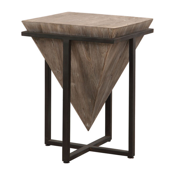 Bertrand Wood Accent Table, image 1