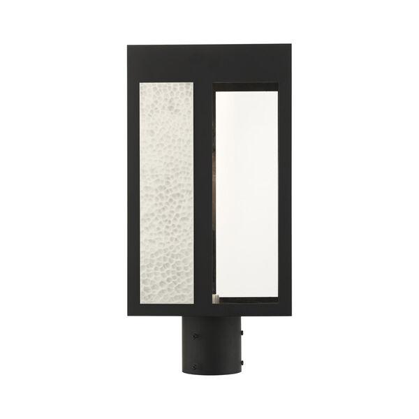 Lafayette Black One-Light Outdoor Post Lantern, image 3