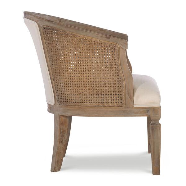 Navaeh Gray Wash Chair, image 3
