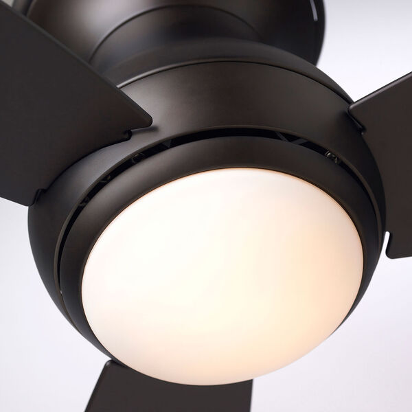 Oil Rubbed Bronze 52-Inch Curva Sky LED Indoor and Outdoor Ceiling Fan, image 4