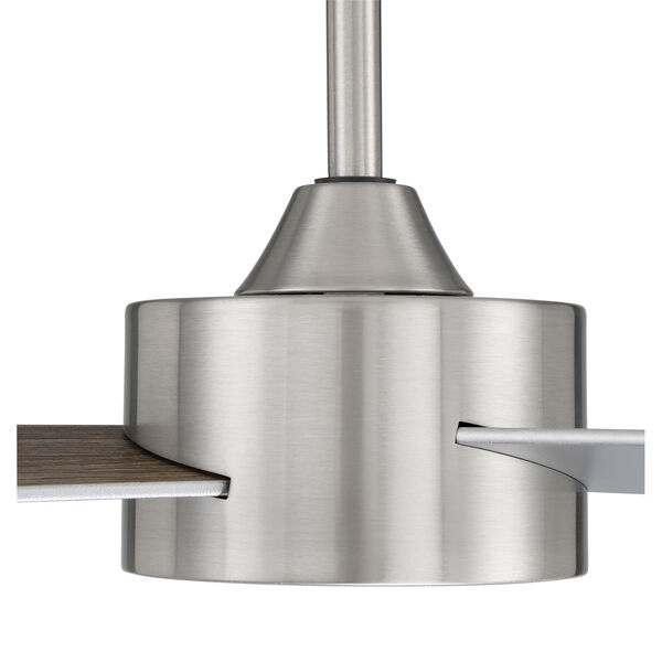 Provision Brushed Polished Nickel 52-Inch Ceiling Fan, image 3
