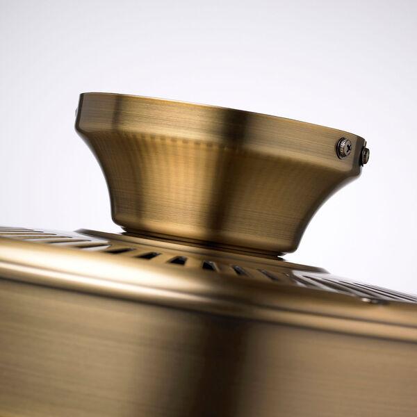 Pro Series Antique Brass 50-Inch Ceiling Fan, image 9