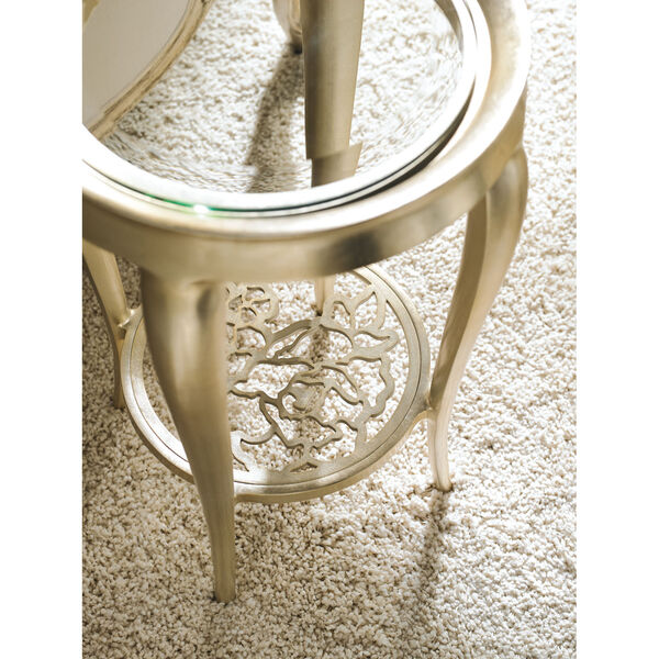 Classic Gold Just For You End Table, image 5