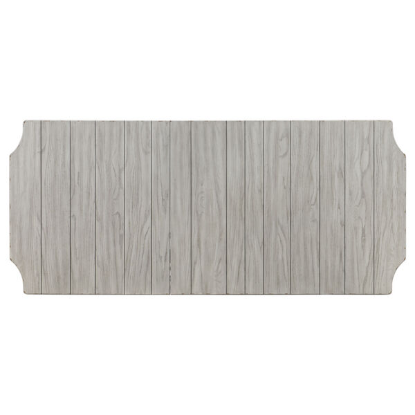 Belhaven Weathered Plank Leg Table, image 6