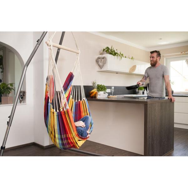 Amazonas Rainbow Brazil Hammock Swing Chair, image 4