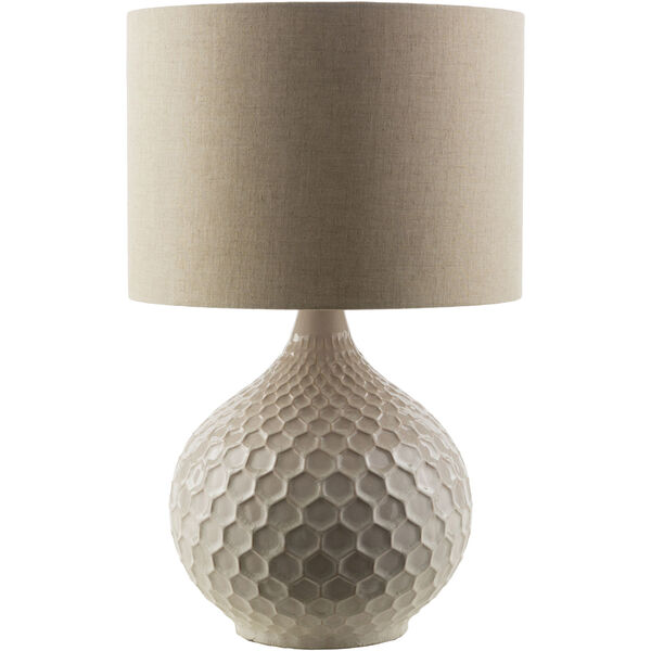 Blakely Cream One-Light Table Lamp, image 1
