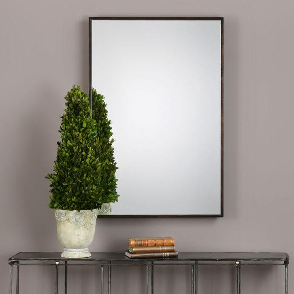Nicollet Oil Rubbed Bronze Mirror, image 1