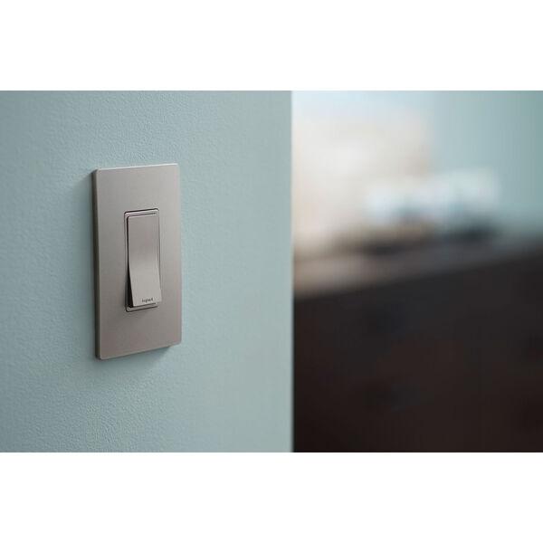 Nickel 15A Single Pole Switch, image 4