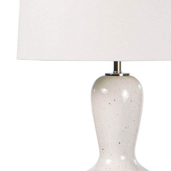 Sonora White One-Light Table Lamp, image 3